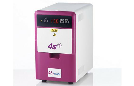 4s3™ Semi-Automatic Sheet Heat Sealer